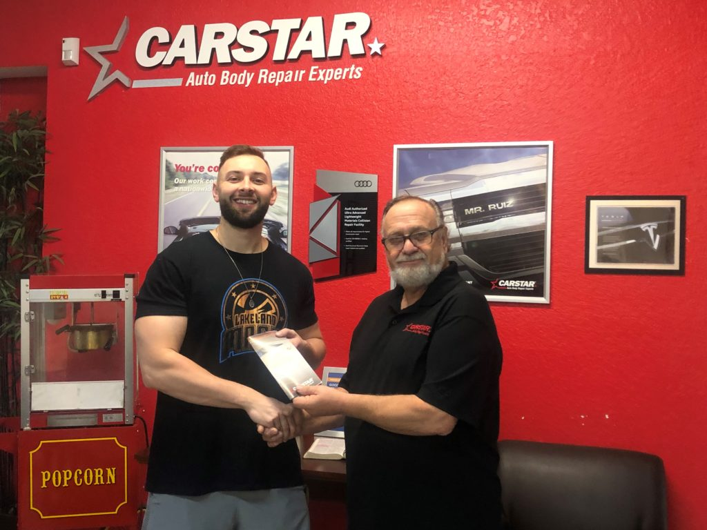 CARSTAR Autobody Resurrection